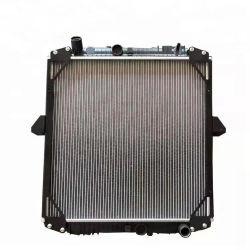 Produzione in fabbrica intercooler radiatore in alluminio per camion Hino Benz Volvo Condensatore uomo Freightliner per tutte le auto