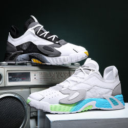 مصنع حارّ عمليّة بيع رجال نمو باع بالجملة حذاء رياضة 2020 فصل صيف شعبيّة عرضيّ رياضة أحذية رجال [رونّينغ شو] حذاء [فل-9909]