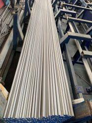 ASTM 213 TP304 Tp316 أنبوب طرف U من الفولاذ المقاوم للصدأ حزمة الأنابيب الخاصة بكاتم المبادل الحراري