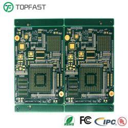 Scheda per circuito stampato multistrato HDI e circuito stampato con cieco E sepolto Vias a Shenzhen