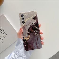 세미, 폴 예방 방수 마블링 삼성 전화 케이스 갤럭시