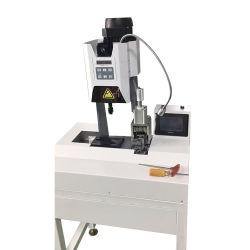 Semi-automatique 12p câble ruban plat couper la bande de la Machine à sertir