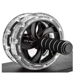 Rullo della rotella della rotella ab di esercitazione di ab per l'esercitazione di Bodybuilding