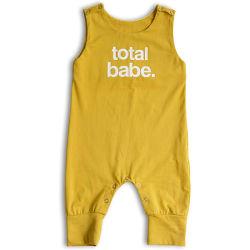 Best-Seller Jumpsuit Bebé sem mangas de impressão
