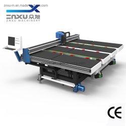 Zxq-L3829 CNC 적재 기능이 있는 자동 유리 절단 기계