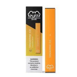 Puff XXL 1600 E luz intermitente de cigarros Cachimbos E-CIG Sumo de fumaça líquido vaporizador electrónico Caneta Vape descartáveis