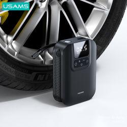 Usams Zb215 Pressão Alta Função Multi Portable Mini-Bomba de Ar Eléctrica de peças para bicicletas insuflador do pneu pequenas unidades de enchimento dos pneus