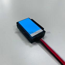 مفتاح استشعار Simple Smart Mirror Touch بجهد 12 فولت للتحكم باللمس بالمرآة للحمام مع تقييد استخدام مواد خطرة معينة (RoHS) من نوع CE (تعتيم، تغيير الألوان)