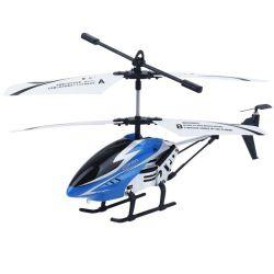 Mini brinquedo helicóptero de controlo remoto para exterior F320 RC para criança