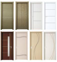 Moderner Entwurfs-festes Holz-Raum-Innentüren