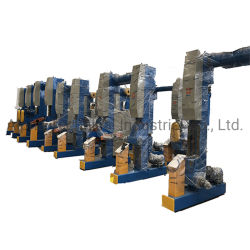 Automatic Cable Cable pagar tomar pagar gantry
