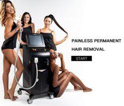 2021 أفضل آلما سوبرانو أيس بلاتينيوم ألكسندريت 755 نانومتر ليزر ديود إزالة الشعر / 755 808 1064 إزالة الشعر بالليزر Alma الماكينة