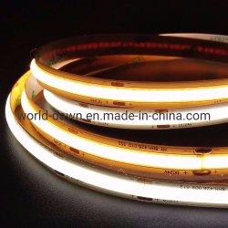 DC12/24V Voyant bande de ruban souple COB Strip Light