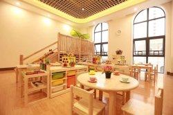 Enfants Enfants de maternelle de vente chaude Président, l'école maternelle Meubles bureau et salle de classe Table chaise, chaise en bois moderne Studyroom préscolaire