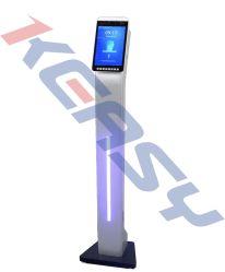 8inch Digitale LCD van de thermometer Vertoning met de Camera van de Erkenning van het Gezicht