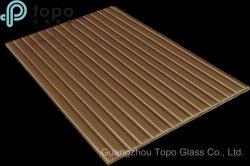 صنع وفقا لطلب الزّبون برونزيّ لون يصهر زجاج لأنّ زخرفة ([مر-سج-1005])