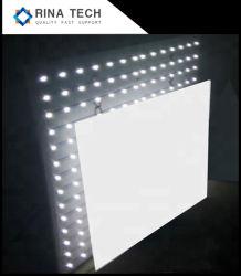 Platte des weißen Diffuser- (Zerstäuber)Ugr=19 für LED-Panel