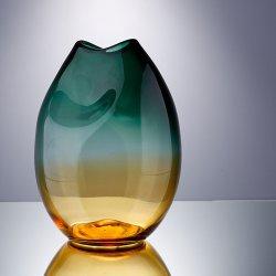 Art vaso in vetro soffiato a mano in vendita