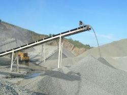 Convoyeur Radial de haute qualité pour les mines de charbon Telelstacker télescopique