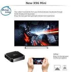 Más barato y más reciente X96 Mini Google Android 7.1.2 TV Box Amlogic S905W TV Box 1GB 8GB X96 Mini Android TV Box 6 GB de RAM