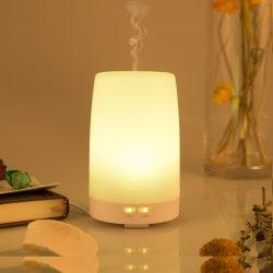 超音波拡散器100mlオイルの拡散器の香りランプの霧Aromatherapy