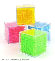 Spaß-Gehirn-Spiel-Herausforderungs-Unruhe spielt Würfel-Puzzlespiel der Ausgleich-pädagogisches Spielwaren-3D