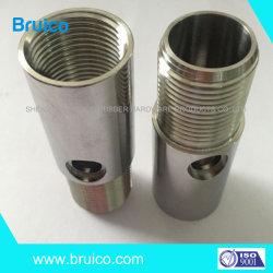 Metallo lavorante di CNC dell'OEM/acciaio acciaio inossidabile/alluminio/ottone/rame/ferro/parti di plastica per il pezzo meccanico