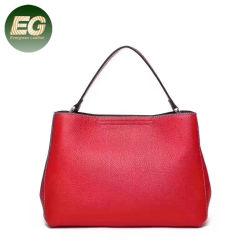 Moda elegante sacos de ombro bolsas de couro genuíno para Mulheres5525 EMG