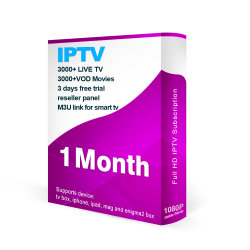 1 год США IPTV подписки и системных интеграторов с панели управления бесплатный тестовый 3 дней спорта