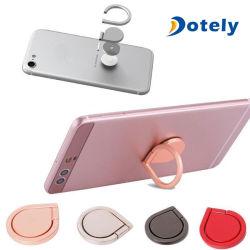 Las gotas de agua Anillo de dedo de telefonía celular móvil teléfono Smartphone Soporte Soporte de la mano