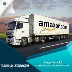 De Dienst van de logistiek van China aan Fba Amazonië Pakhuis (USA/England/Germany/Spain/Italy)