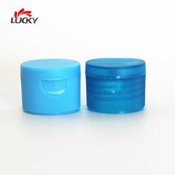 Bouchon de couvercle de fermeture en plastique pour les cosmétiques L'emballage