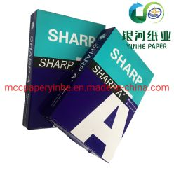 A4 Kopierpapier mit hoher Weiße für Büro oder Drucken 70g 75g 80g