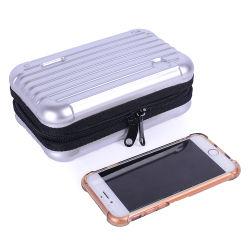 ABS petit sac de voyage promotionnel PC Mini sac cosmétique de maquillage pour l'étui de voyage sac de transport pratique (XHB-01)
