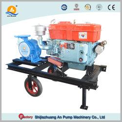 L'agriculture Mixed-Flow Diesel en fonte propre ensemble de la pompe à eau