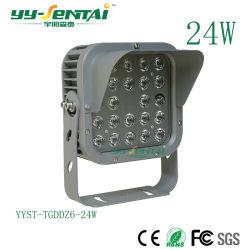 Lampada Di Proiezione Con Riflettore A Lente Grande Ad Alta Potenza La Lampada Di Proiezione Per Esterni In Alluminio Può Essere Giuntata Con Proiettore A Led Rgb 18w 24w 72w Per Esterni