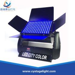 Lampada per lavavalde da esterno 3in1 RGB 180X3w/9W LED City impermeabile Colore