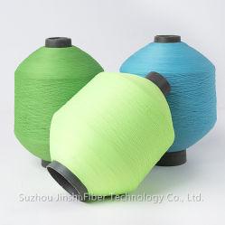 Filato riciclato eco-friendly poliestere filato FDY 30/1 40/1 filato di carpet