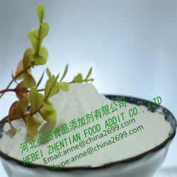 Édulcorant de grade alimentaire saccharinate de sodium de la Chine offre l'usine de haute qualité prix de battement