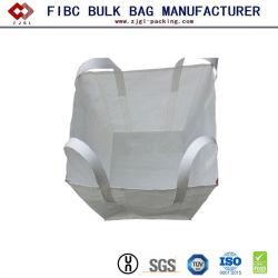 PP tissés de grands emballages en vrac de tonnes de Super Sack Jumbo FIBC big-bag