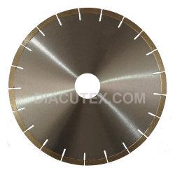 Qualité Premium Silver brasé 600mm lame en marbre