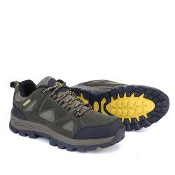 Commerce de gros hommes étanche extérieur Chaussures de randonnée de montagne pour l'automne et hiver