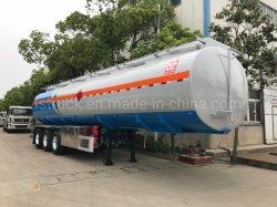 40000L 45000L 50000L de carburant semi-remorque-citerne 40-50cbm pétrolier avec 3 essieux BPW/Fuwa