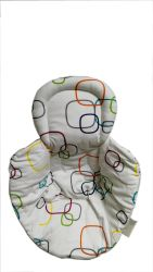 新生の挿入リバーシブル21の高い椅子のシート・クッションのマットの赤ん坊のシートのパッドにパッドを入れている大きい厚化のベビーカー