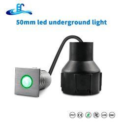 高出力 3W IP67 防水屋内 LED 埋め込み型屋外ランプ
