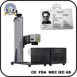 Hochschule-Identifikation-Drucken-Maschinen durch Karten Laser-Licences+Identification Cards+Access (einfache Markierung)