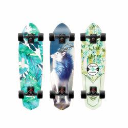 La Junta de skate Decks Venta al por mayor 31 pulgadas de madera de arce 7 Capas de la Plataforma de skate para los deportes extremos