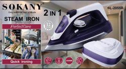 Stock Home appliance - Fer à vapeur Sokany pour 2400W