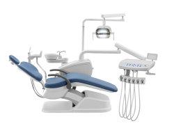 Marcação ISO FDA portátil elétrica multi colorido funcionais dos dentes de Médicos do fabricante do dispositivo cadeira odontológica Unidade com LED