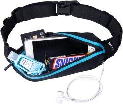 حزام الخصر الخاص بالركض حزام الخصر للنساء والرجال حزام حقيبة عداء عداء عاكس